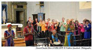 Concert Soweto Choir novembre 2019